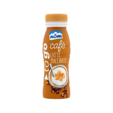 Nöm café to go latte macchiato 250 ml