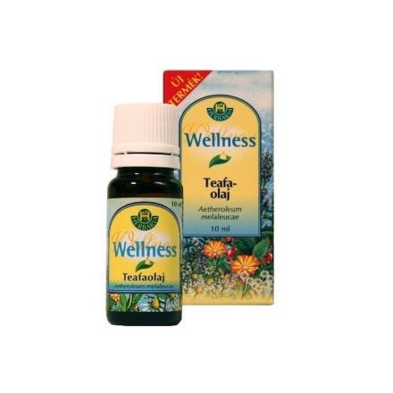 Herbária wellness teafaolaj 10 ml