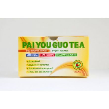 Pai you guo extra erős slimming tea 15db