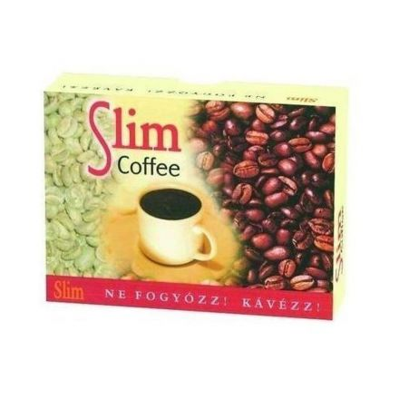 Slim coffe 210 g