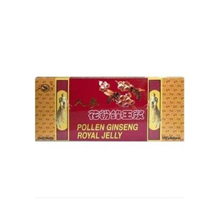 Dr.chen pollen ginseng royal jelly ampulla 10x10 ml