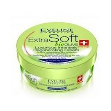 Eveline extra soft olíva luxus krém 200 ml