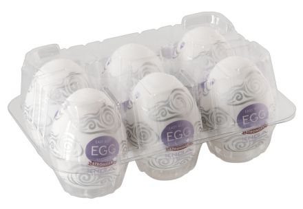 TENGA Egg Cloudy (6db)