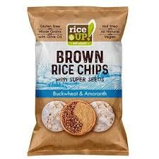 Rice up barnarizs chips hajdina-amar 25 g