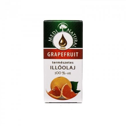 Medinatural illóolaj grapefruit 10 ml