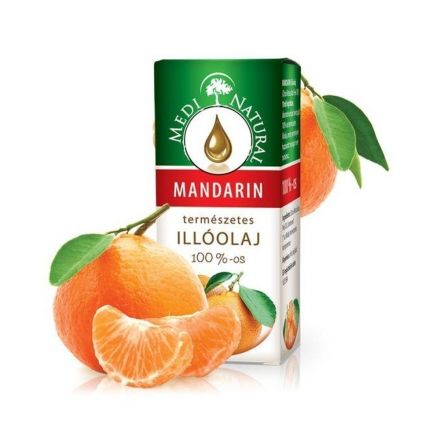 Medinatural illóolaj mandarin 10 ml