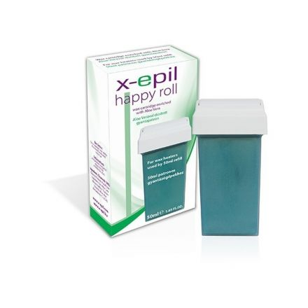 X-epil gyantapatron happy roll 50 ml
