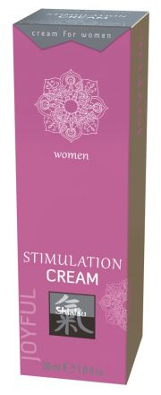 HOT Shiatsu Stimulation - klitorisz stimuláló krém (30ml)