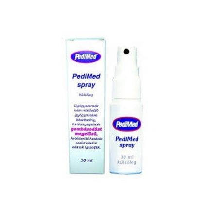 Pedimed körömápoló spray 30 ml